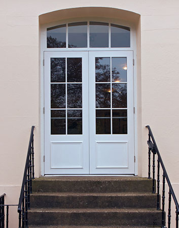 Historic, Heritage and Period Replicated Doors and Finishes