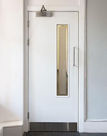Genial Heavy And Severe Duty Fire Door Options