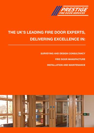 Fire Door Brochure Download